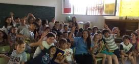 Shaesta Waiz visita nuestro colegio