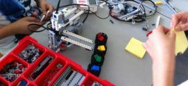 VI Taller de Robótica Sistema LEGO Mindstorms Education NXT