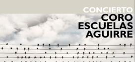 Nuevo concierto del coro Escuelas Aguirre 25/05
